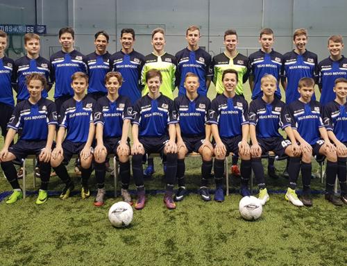 """Pirmo reizi """"Riga Cup"""" turnīrā triumfēja Rīgas reģionālā izlase."""